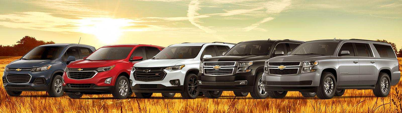 98 A 2019 Chevrolet Lineup Price Design And Review
