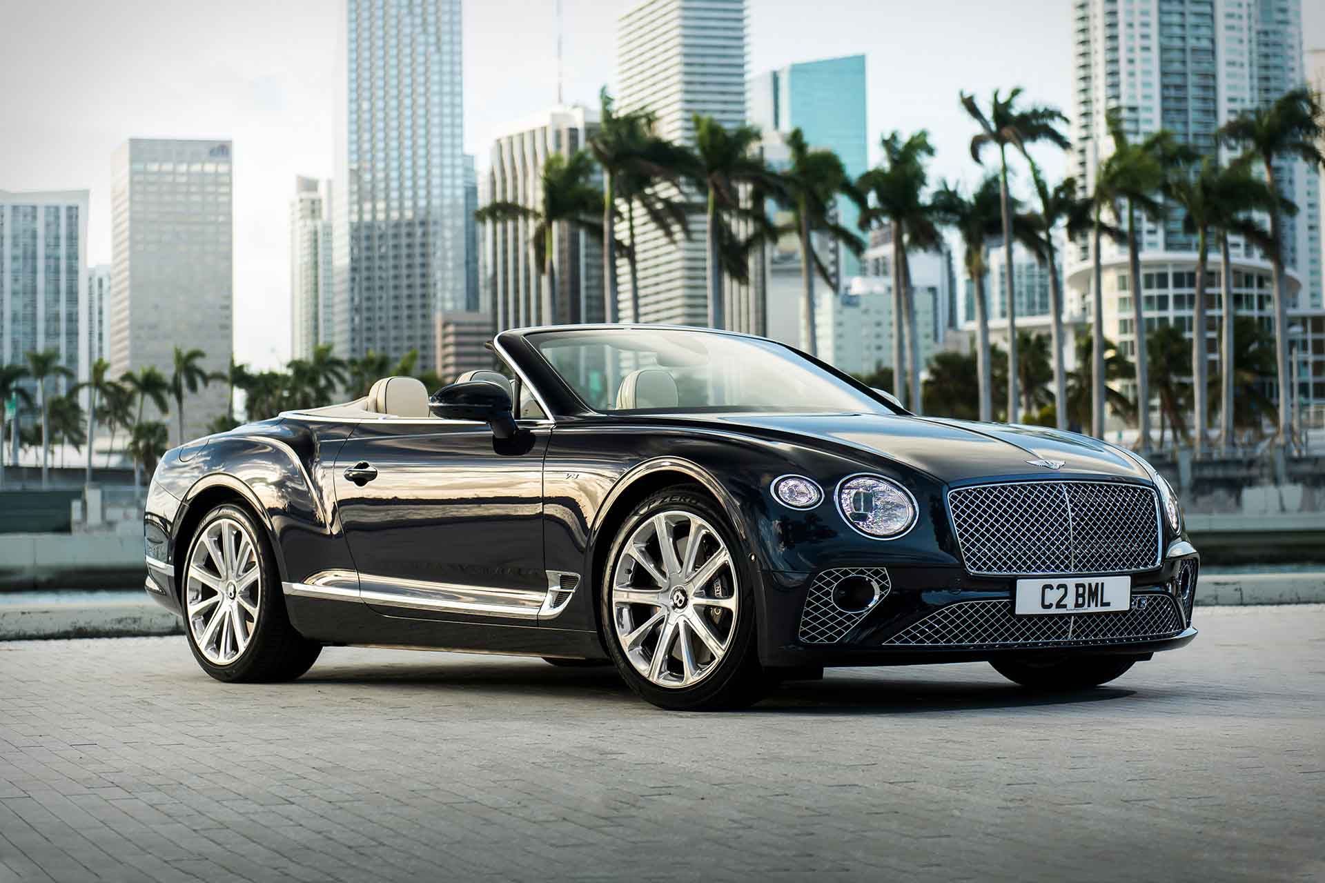 98 A 2020 Bentley Gtc Overview