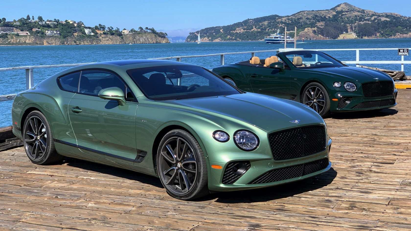 98 A 2020 Bentley Gtc Review
