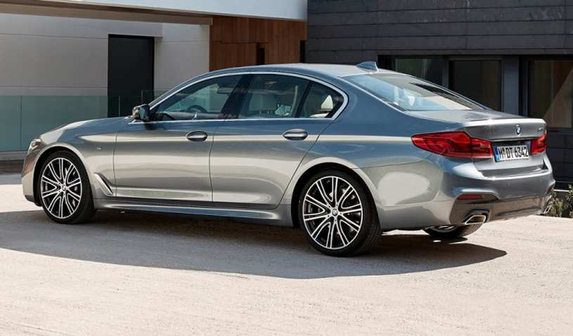 98 All New 2019 Bmw 5 Series Release Date New Review