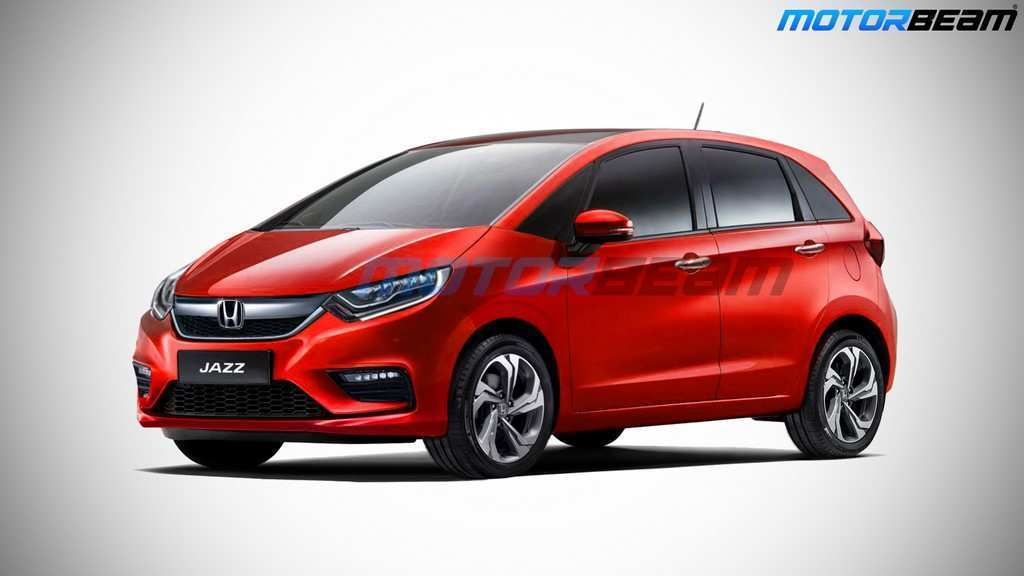 98 All New 2020 Honda Fit News Reviews