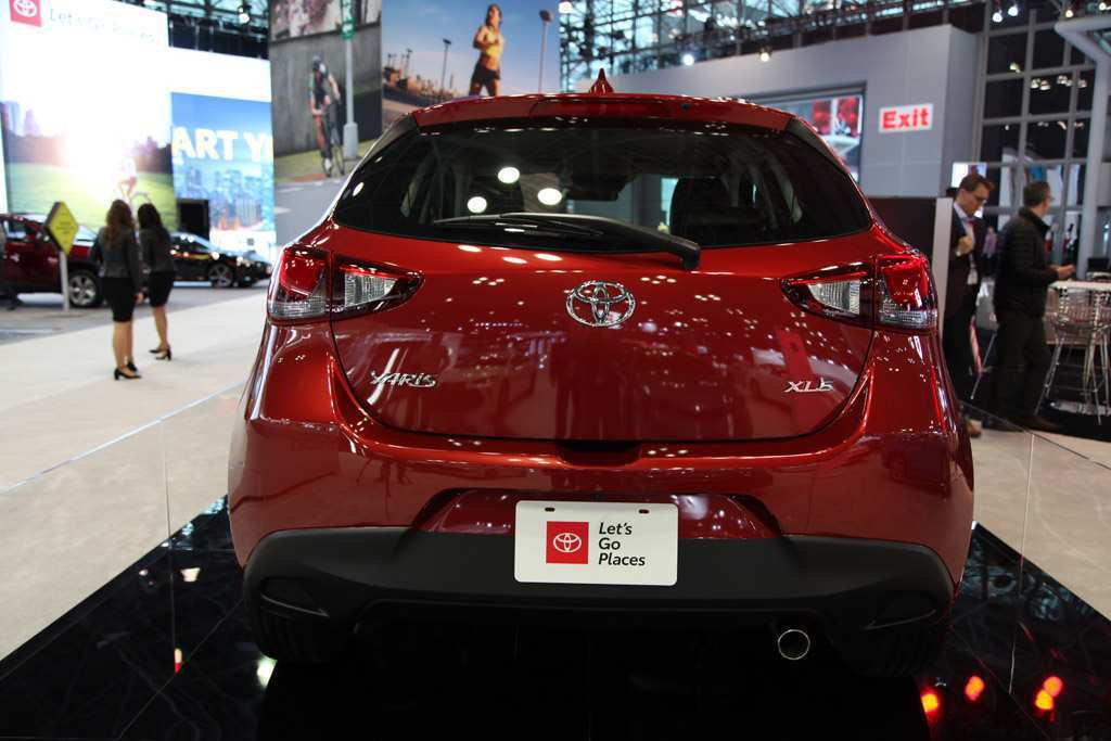 98 All New 2020 Toyota Yaris Hatchback Ratings
