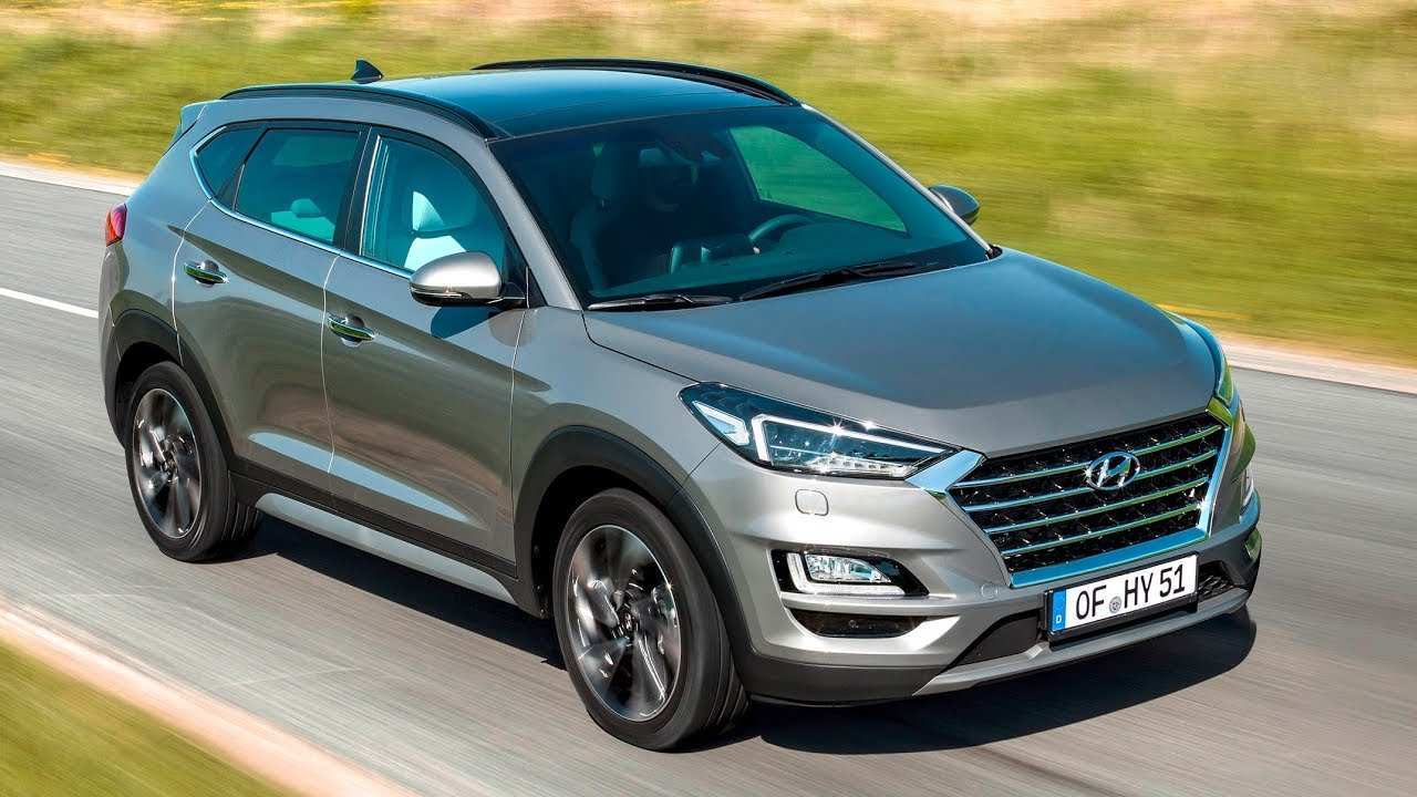 98 All New New Hyundai Tucson 2020 Youtube Prices