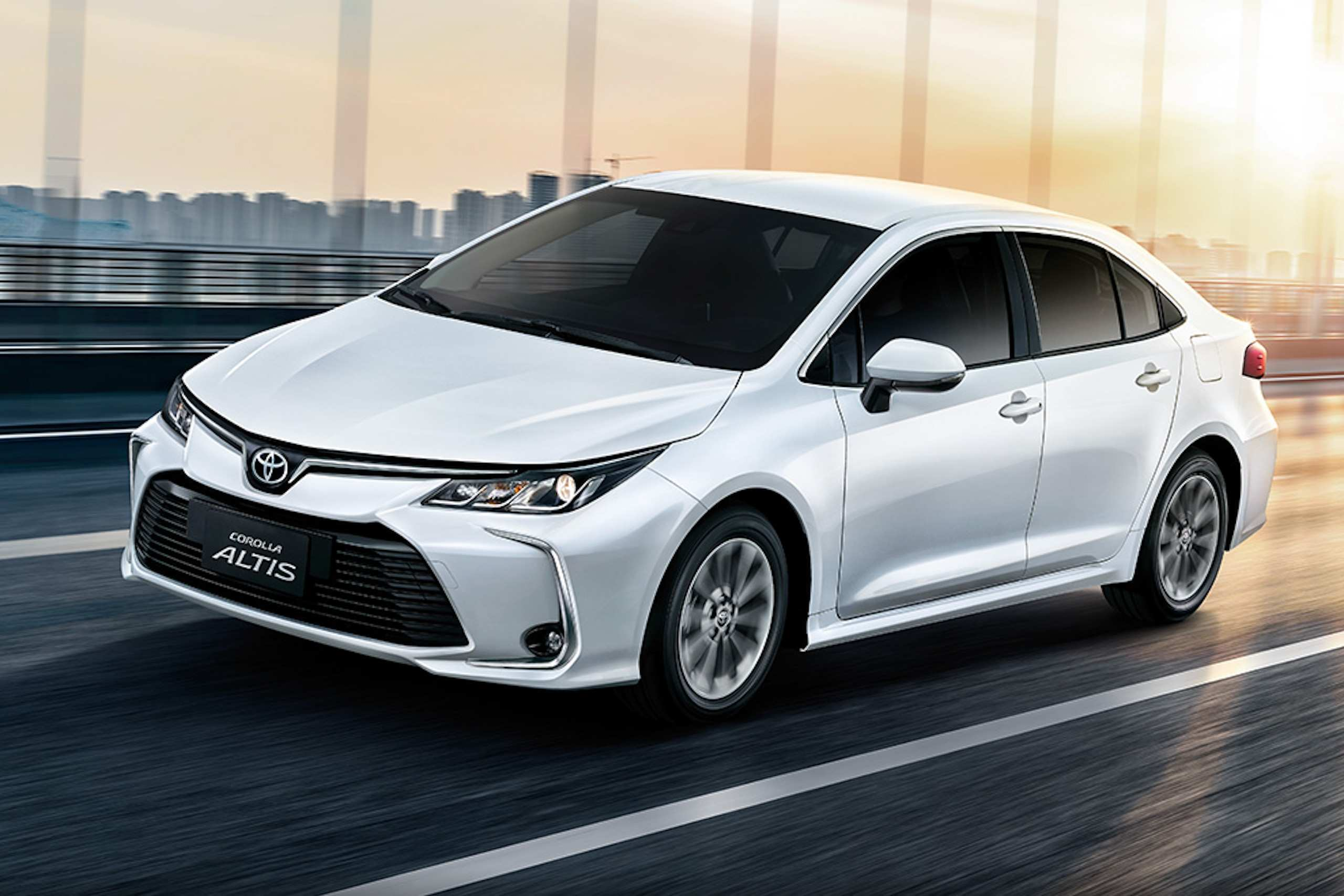98 All New Toyota Altis 2020 Concept And Review