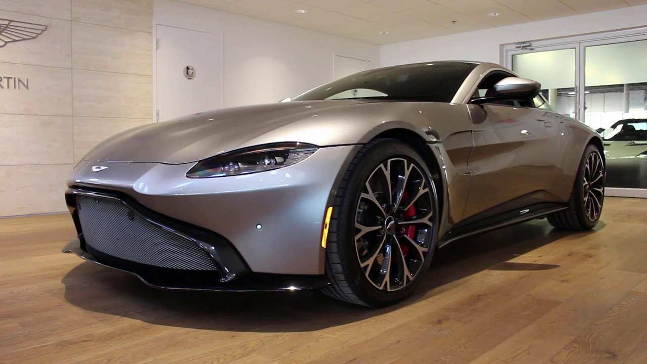 98 Best 2019 Aston Martin Vantage Review First Drive
