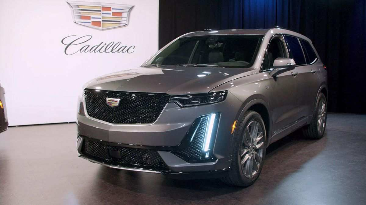 98 Best 2020 Cadillac Xt6 Msrp Prices