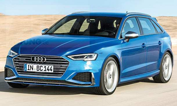 98 Best New 2019 Audi A3 Performance And New Engine