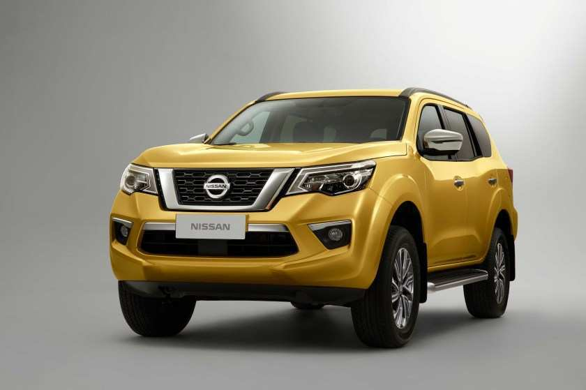 98 Best Nissan 4X4 2019 Picture