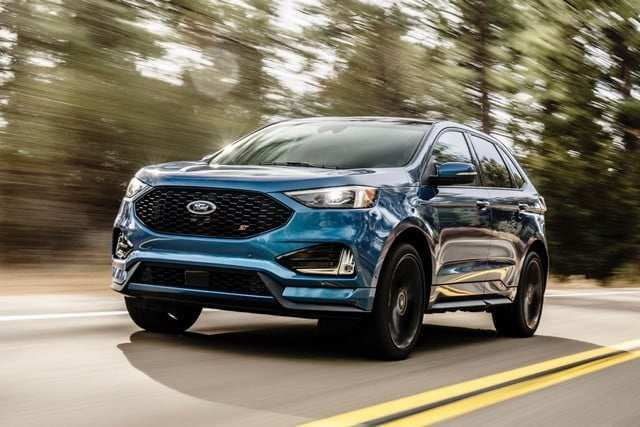 98 New 2019 Ford Production Schedule Interior