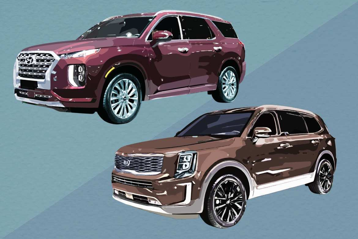 98 New 2020 Kia Telluride Length Overview
