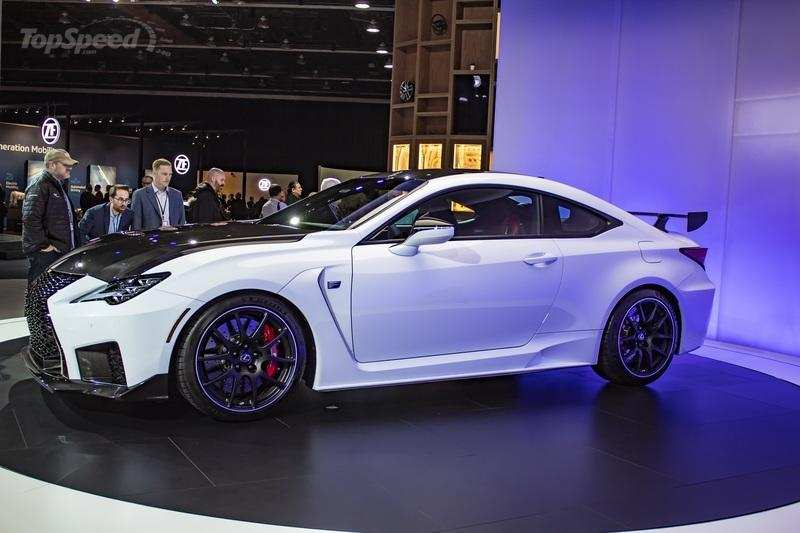 98 New 2020 Lexus Rc F Track Edition 0 60 Pictures