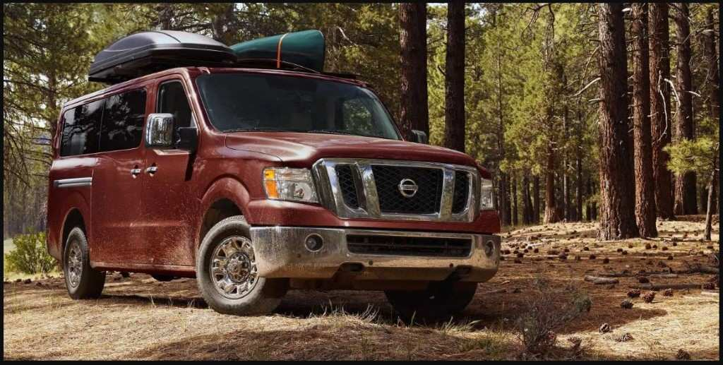 98 New 2020 Nissan Nv3500 Redesign And Review