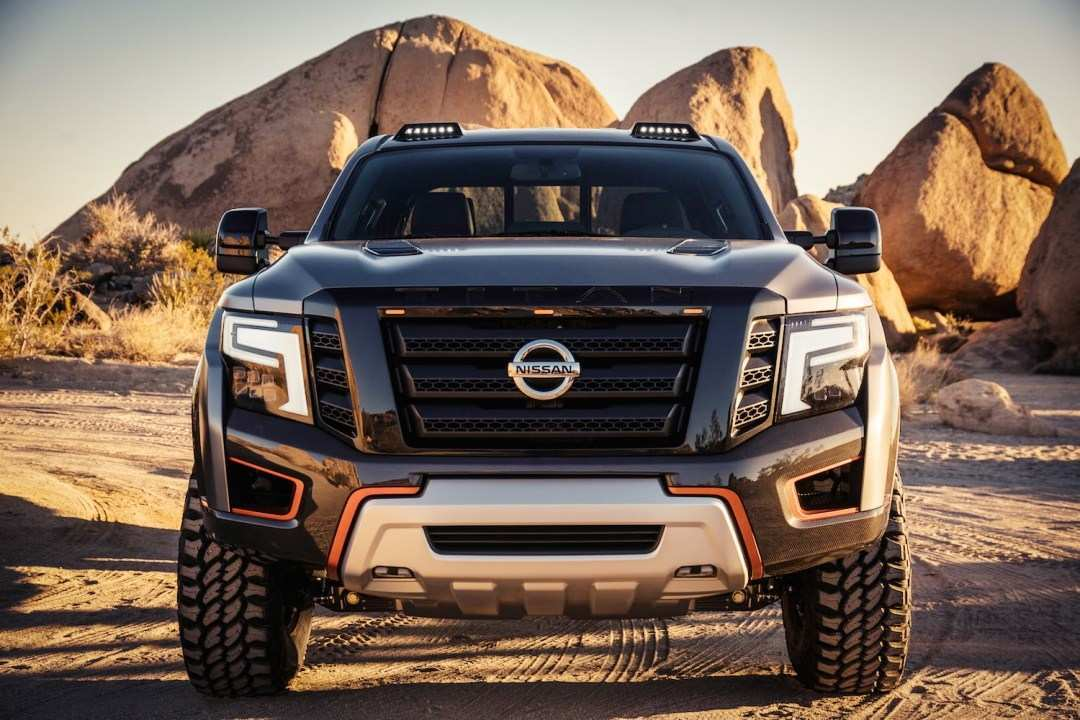 98 New Nissan Titan Warrior 2020 Concept And Review