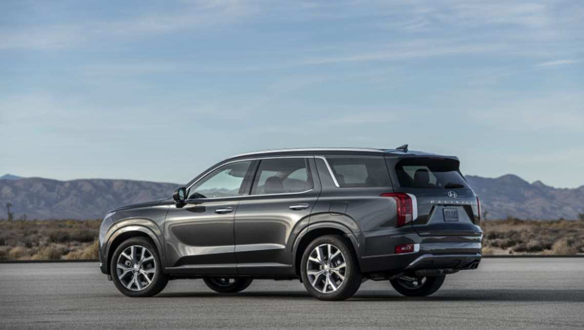 98 New When Will The 2020 Hyundai Palisade Be Available Price And Release Date
