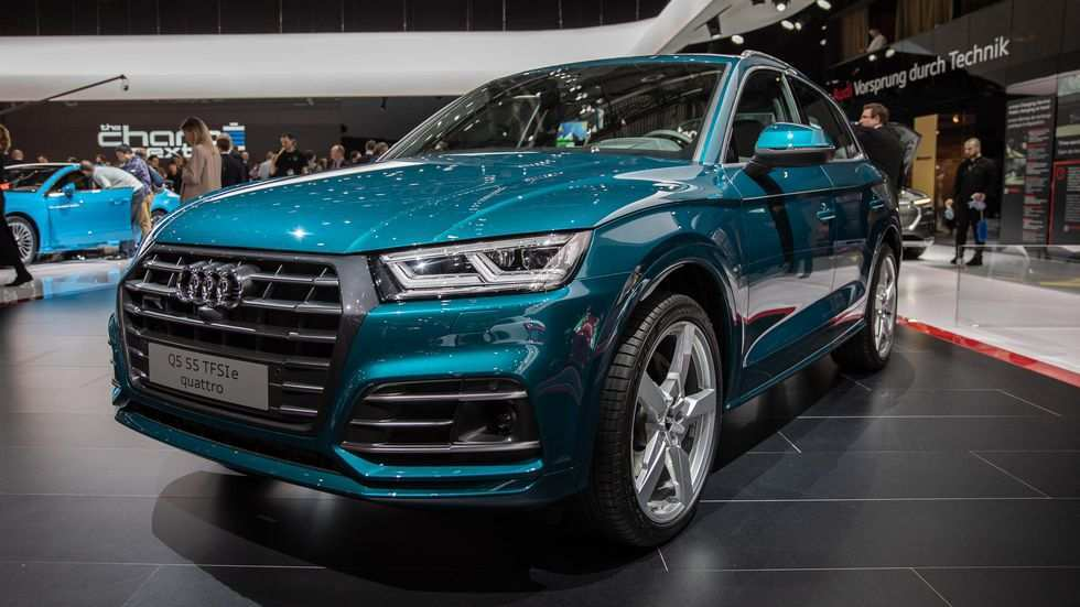 98 The 2019 Audi Hybrid Exterior And Interior