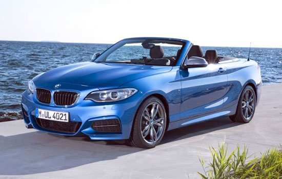 98 The 2019 Bmw 2 Series Convertible Overview