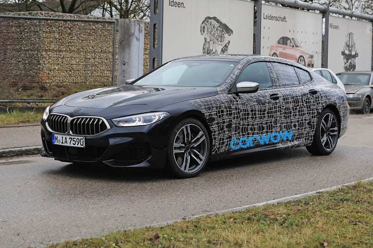 98 The 2019 Bmw 8 Series Gran Coupe Price
