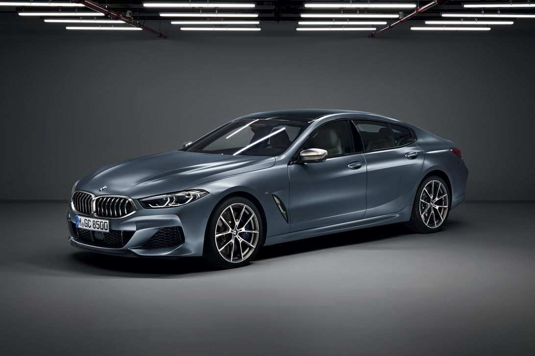 98 The 2019 Bmw 8 Series Gran Coupe Spesification