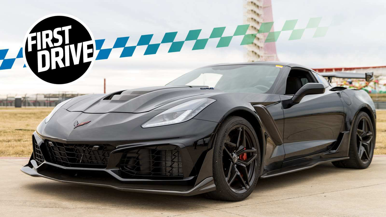 98 The 2019 Chevrolet Corvette Zr1 Model