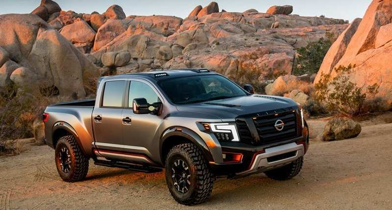98 The 2019 Nissan Titan Nismo Spesification
