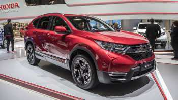 98 The 2020 Honda Crv Release Date First Drive