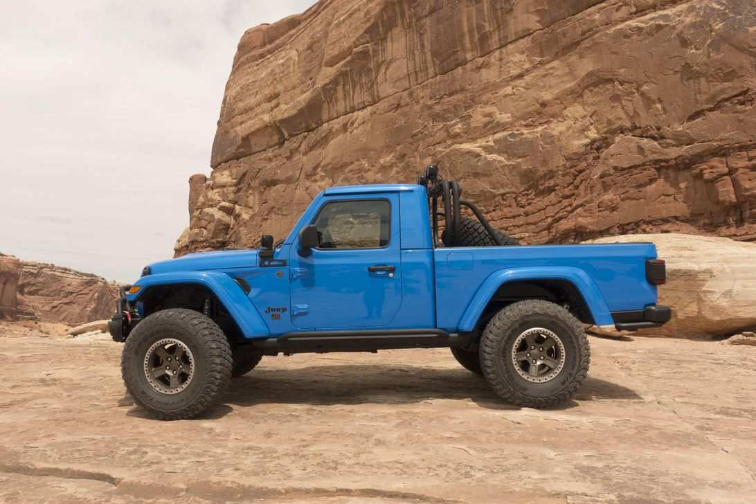 98 The 2020 Jeep Gladiator 2 Door Price