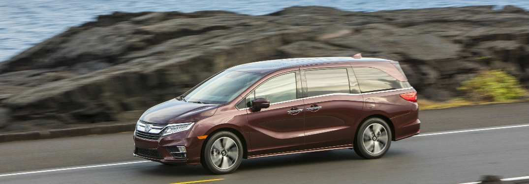 98 The Best 2019 Honda Odyssey Release Review And Release Date