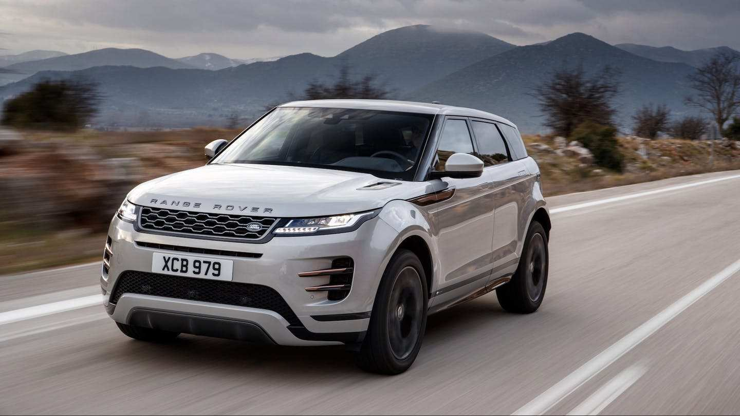 98 The Best 2020 Land Rover Release Date
