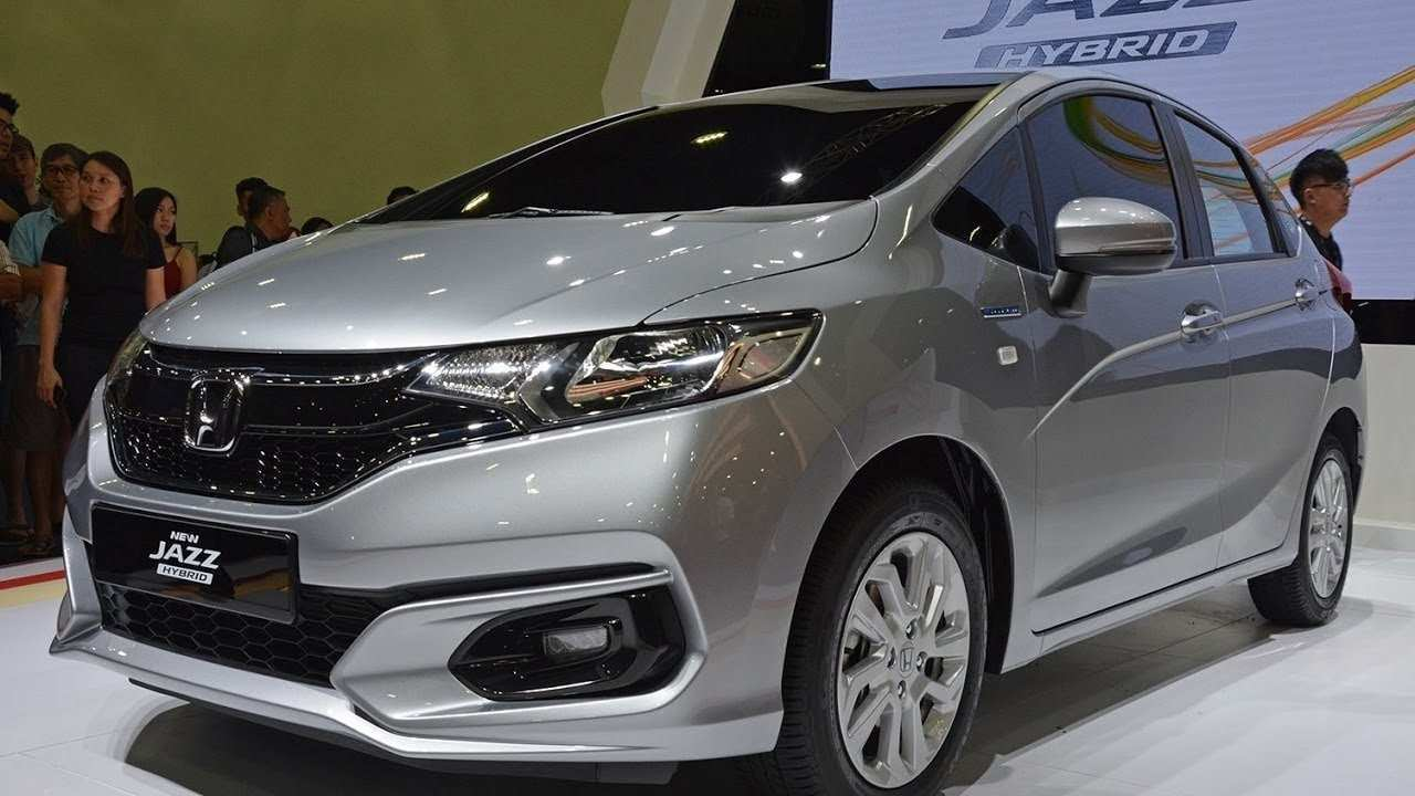 98 The Best Honda Jazz 2019 Model Model