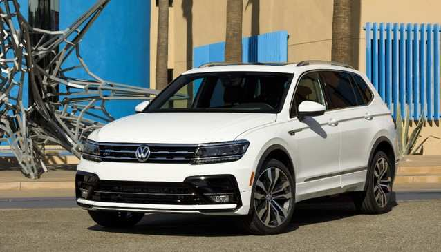 98 The Best Volkswagen Suv 2020 New Model And Performance