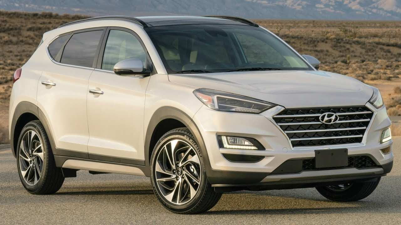 98 The New Hyundai Tucson 2020 Youtube Price Design And Review