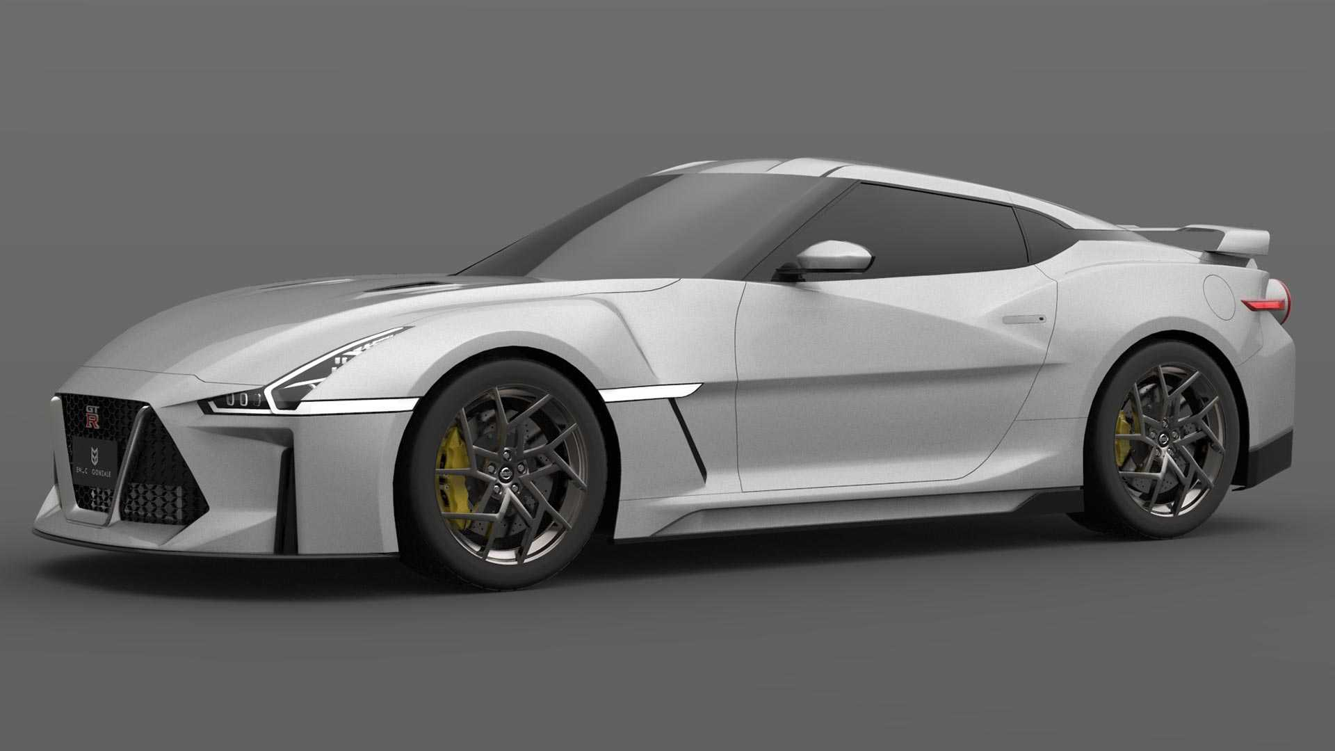98 The Nissan Gtr R36 2020 Exterior And Interior