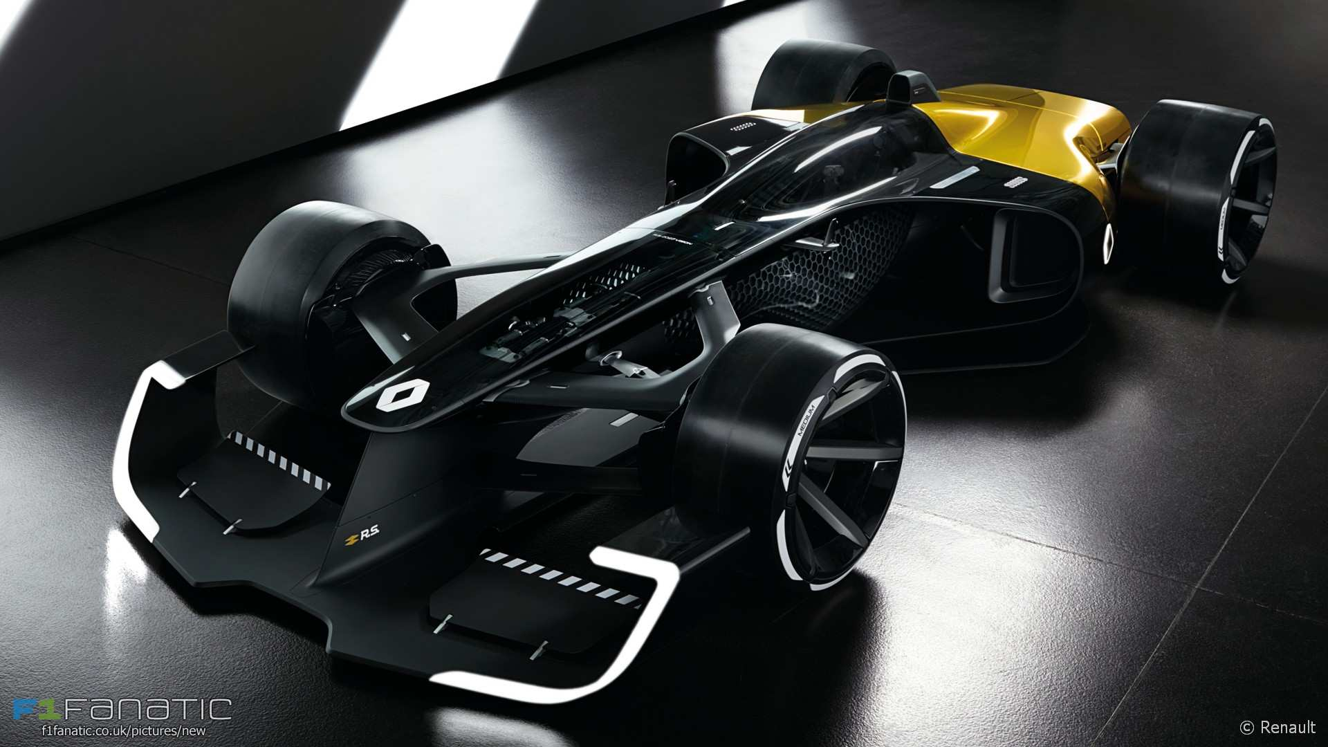 98 The Renault 2020 F1 Redesign And Concept