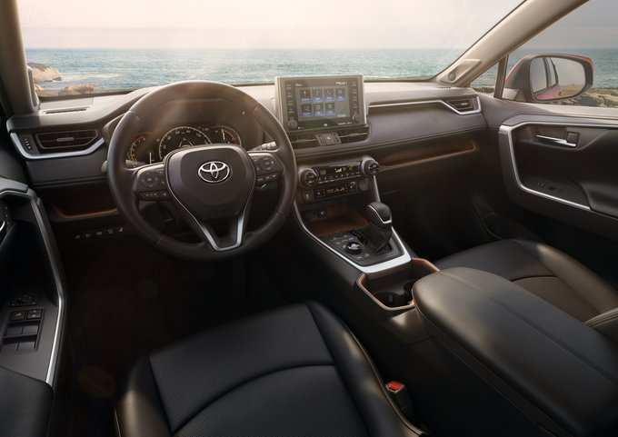 98 The Toyota Rav4 2020 Wallpaper