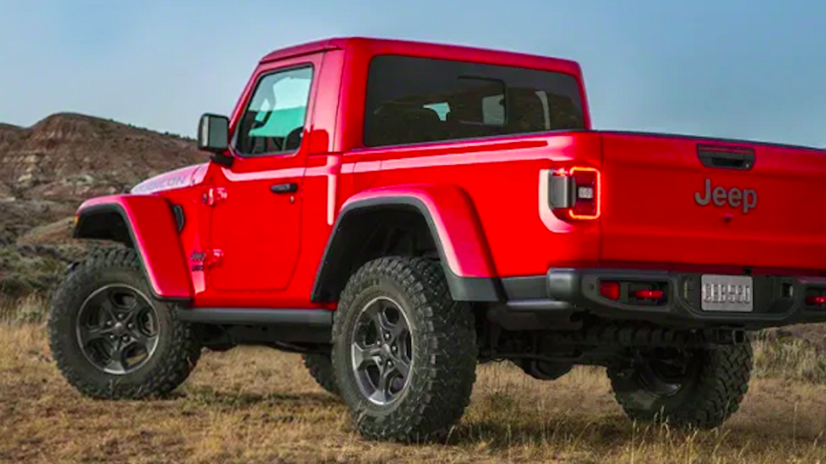 99 A 2020 Jeep Gladiator 2 Door Pricing