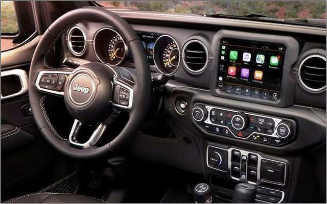 99 A Jeep Wrangler 2020 Price Interior