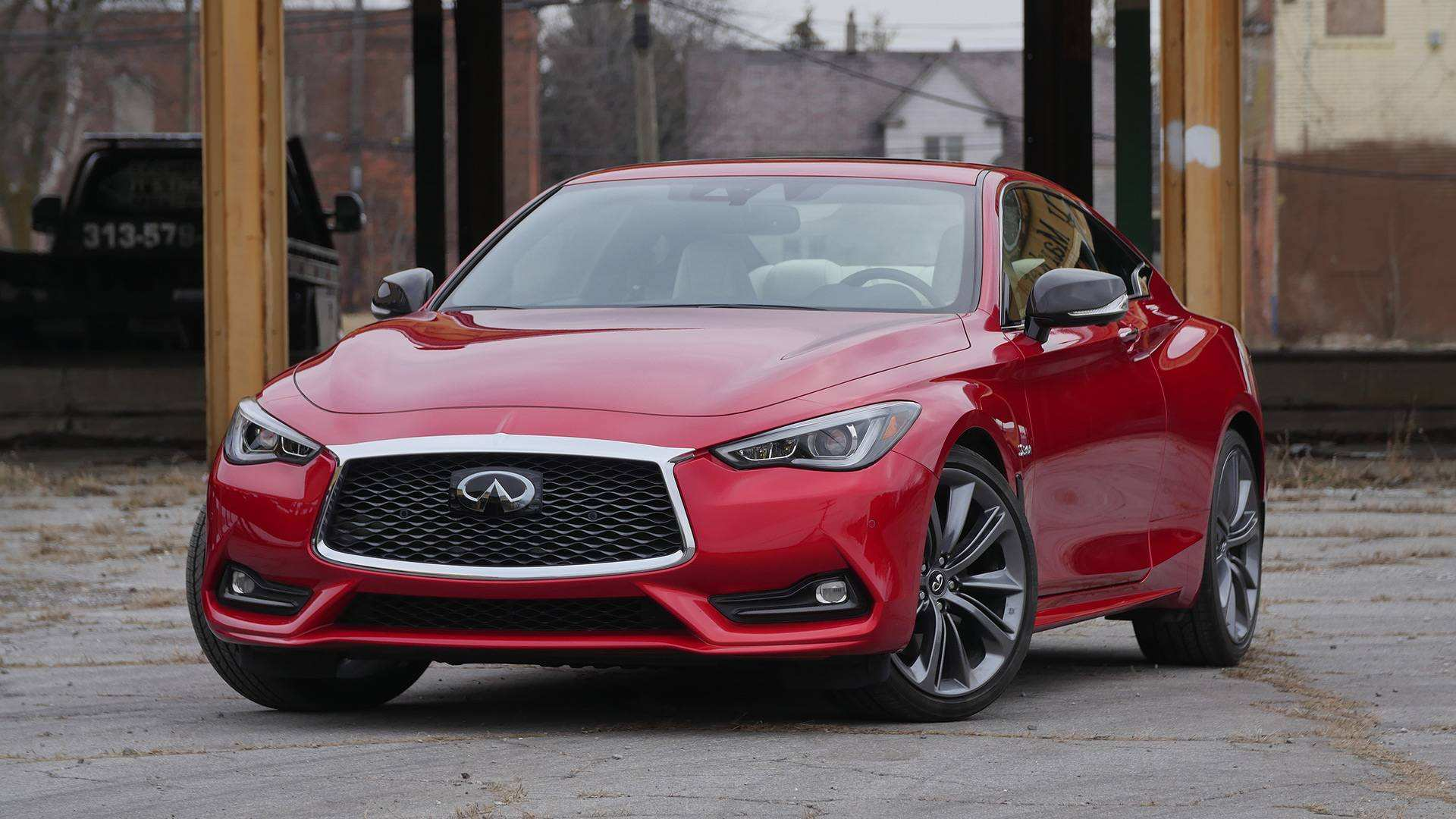 99 A New Infiniti 2020 Concept And Review