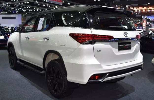 99 A Toyota Fortuner 2020 Price Design And Review
