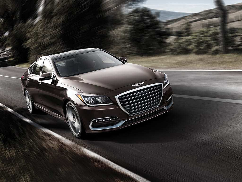 99 All New 2019 Genesis Hybrid Price