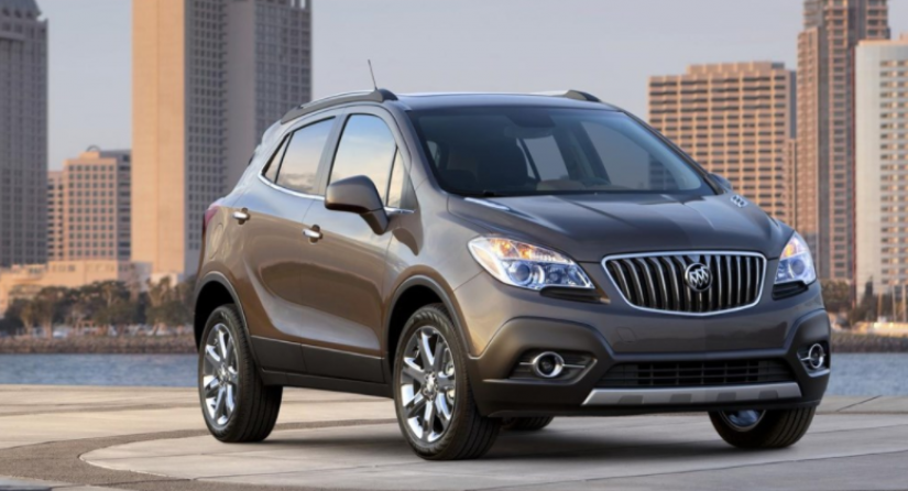 99 All New 2020 Buick Encore Specs Redesign And Concept