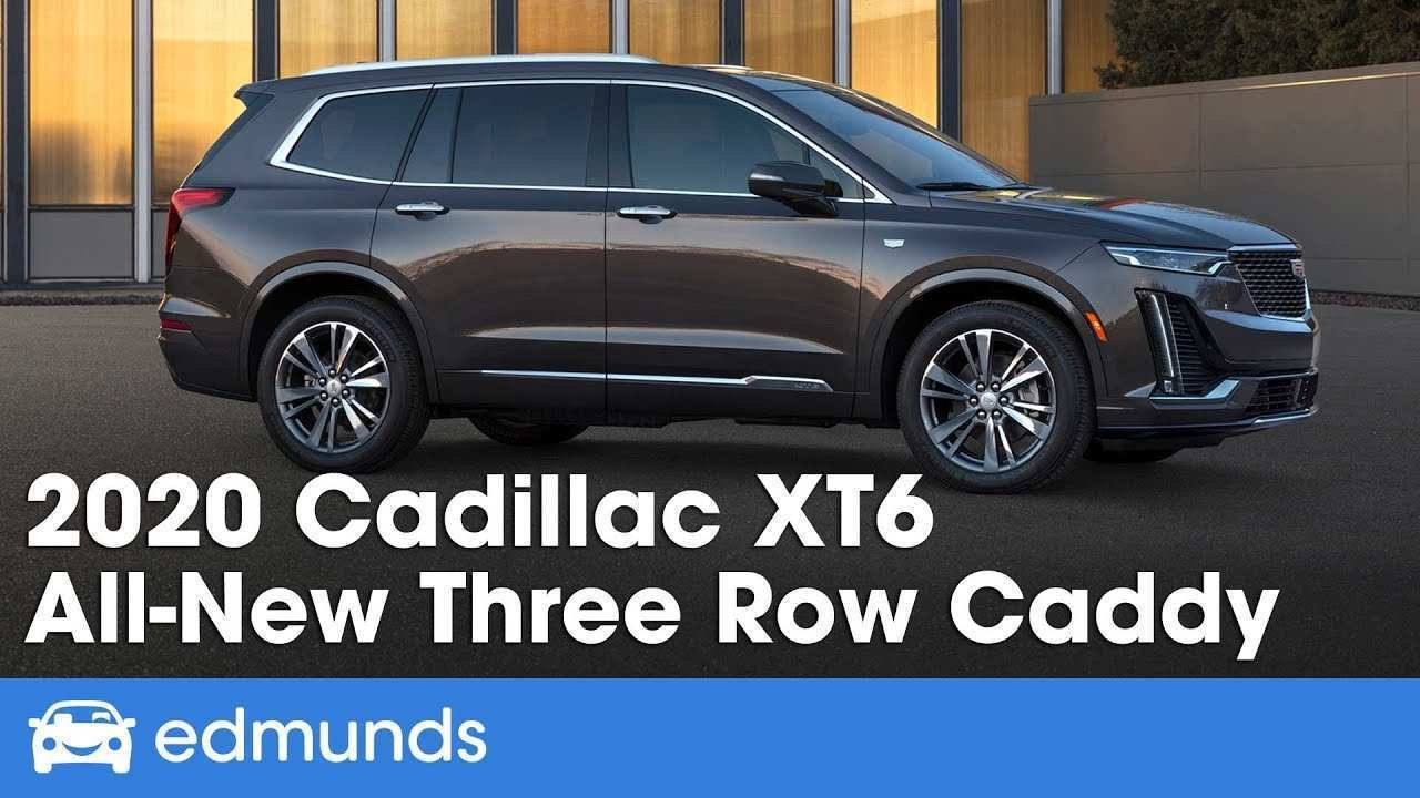 99 All New 2020 Cadillac Xt6 Review Configurations