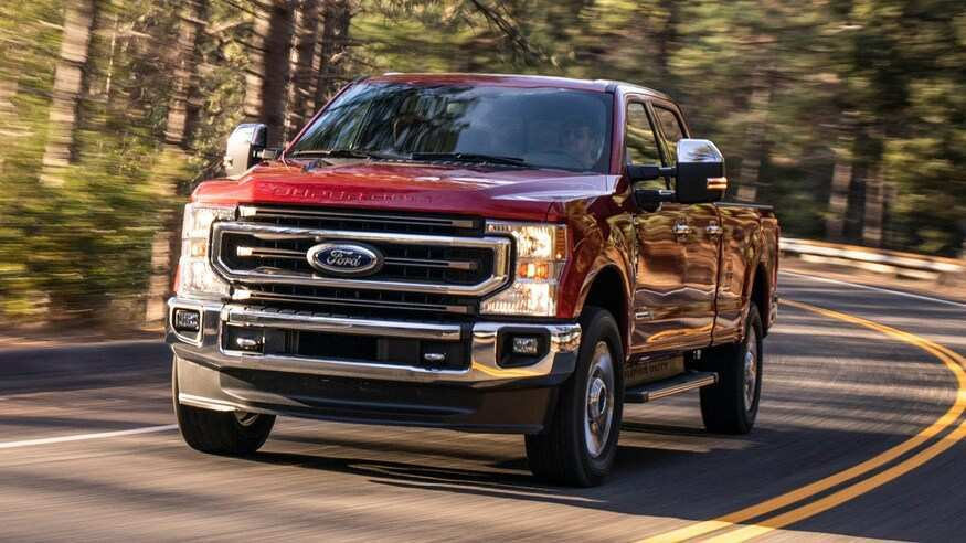 99 All New 2020 Ford 2500 Interior