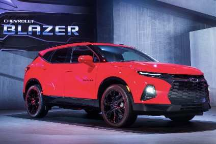 99 All New Chevrolet Suv 2020 Release
