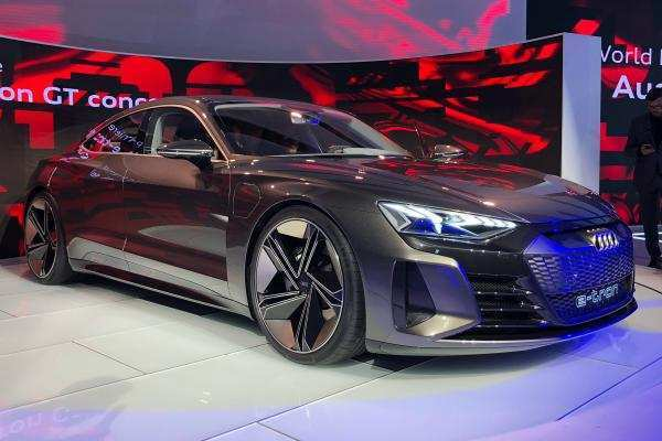99 Best Audi New Electric Car 2020 Overview