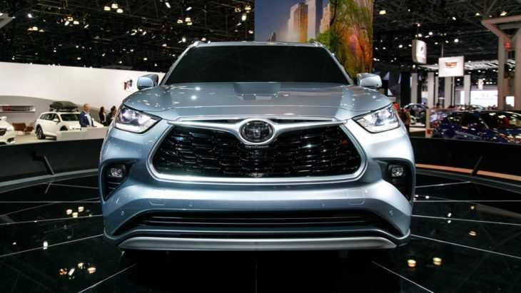 99 Best Toyota Highlander 2020 Release Date Style