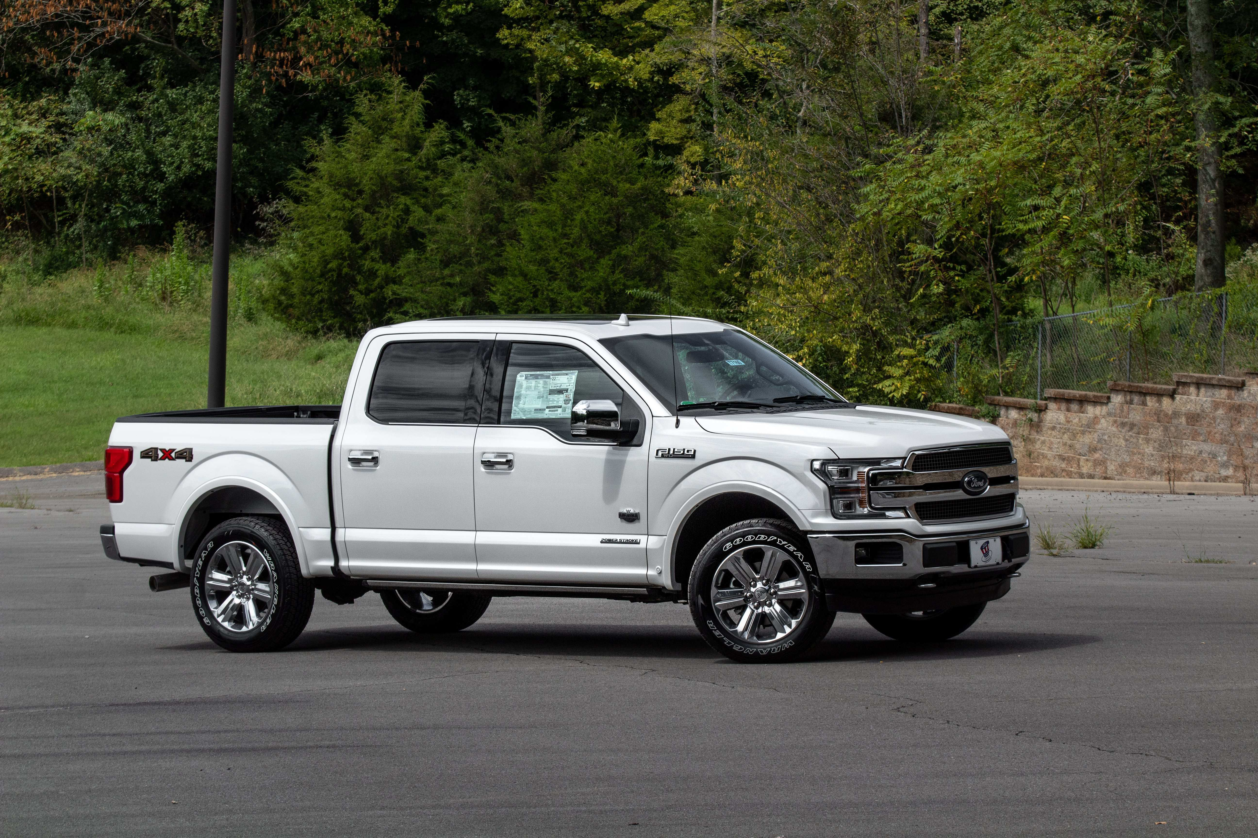 99 New 2019 Ford Half Ton Diesel Picture