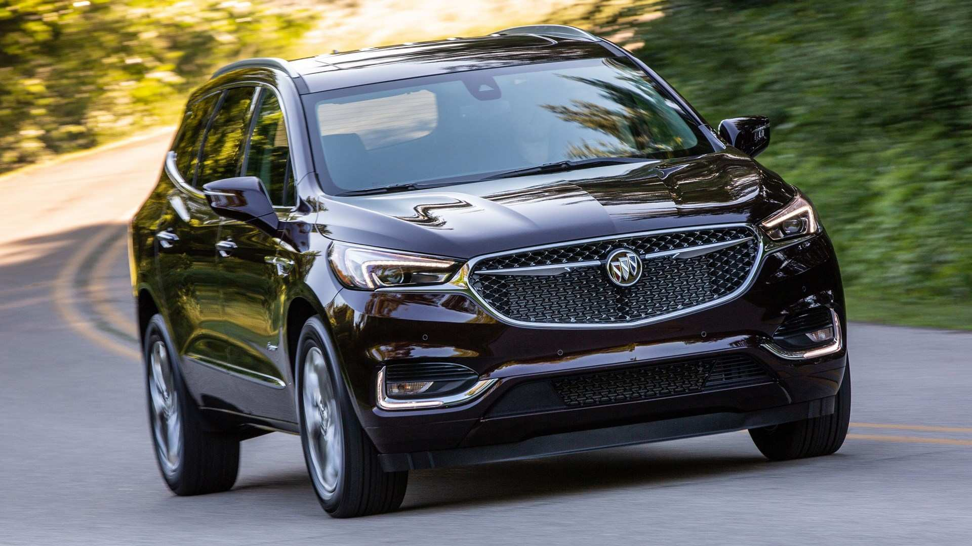 99 New 2020 Buick Suv Speed Test
