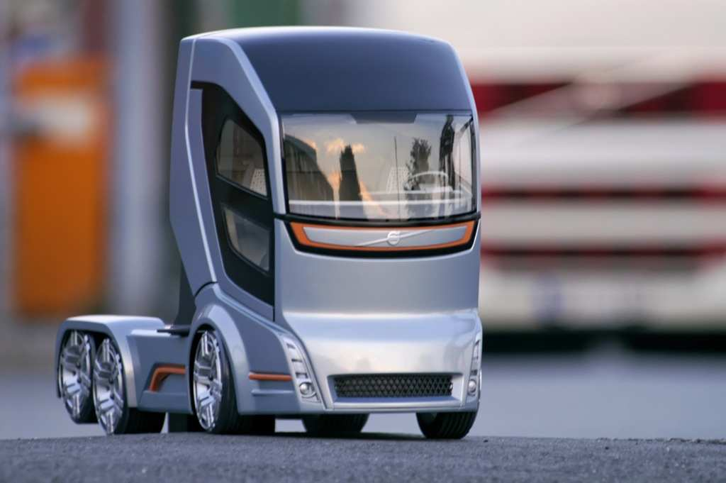 99 New Volvo Truck Concept 2020 Price And Release Date
