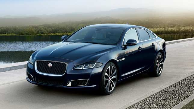 99 The 2019 Jaguar Xj Price First Drive
