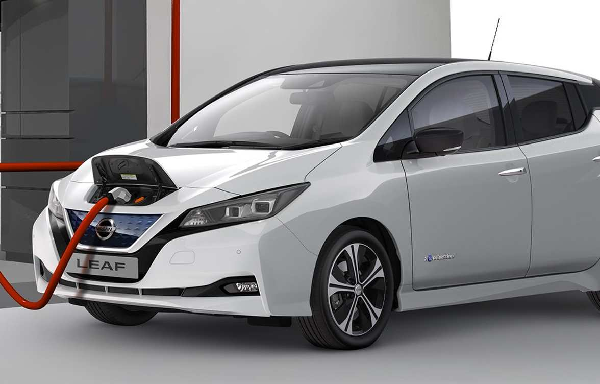 99 The 2019 Nissan Electric Car Redesign